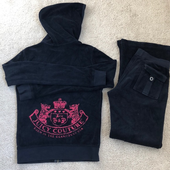 Women's Clothing Juicy Couture Tracksuits Size Xsmall